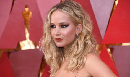 OSCAR 2018: IL MAKEUP LOOK DI JENNIFER LAWRENCE