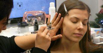 elisabetta epifani makeup artist verbania lago maggiore AIRBRUSH MAKEUP